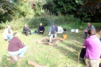 Forest school training