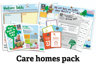 30 Days Wild care home pack