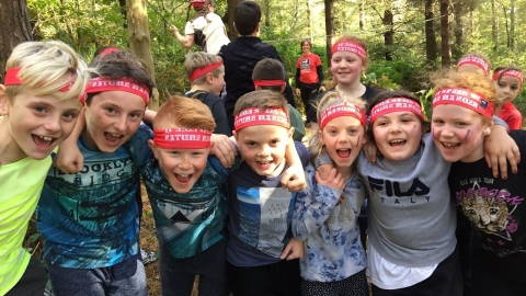 Wildplay - outdoor adventures for 8-16 years