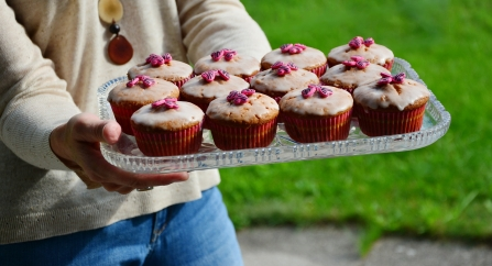 Bake some cakes - fundraising