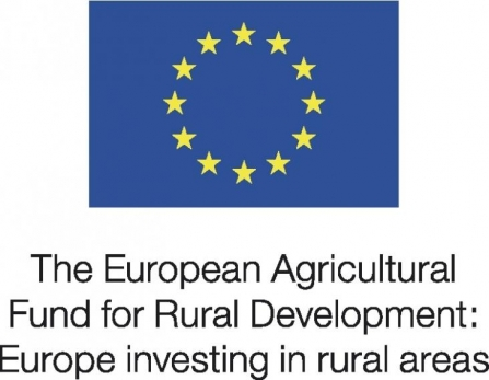The European Agricultural Fund for Rural Development Europe