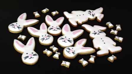 Rabbit biscuits