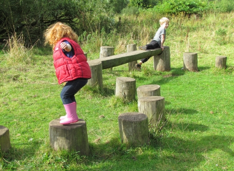 The Play Trail at The Wolseley Centre