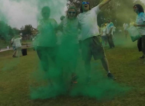 Colour Run 2019